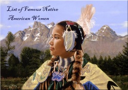 Famous Native American Women - Sierra's Creations